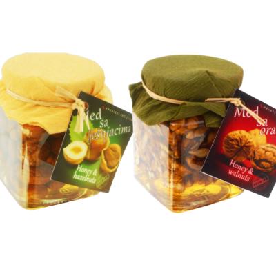 Gastronomie Honig mit zutaten 250 g
