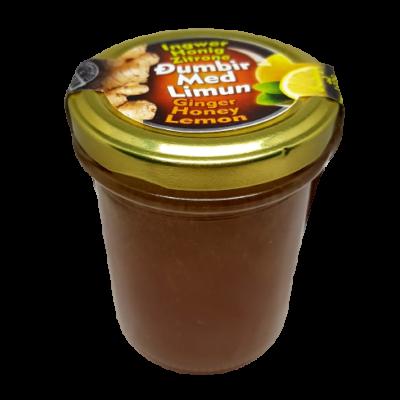 Honig mit Ingwer und Zitrone 250 g