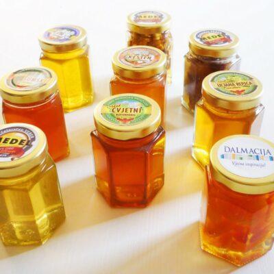 Honig mit Zusätzen 140 gr.