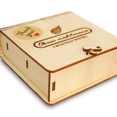 Souvenir Die Box 4 x 25 g