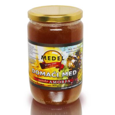 Bastardindigo Honig – Amorfa 900 g