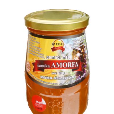 Bastardindigo Honig – Amorfa 450 g