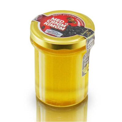Honig mit Schwarzkümmel und Propolis  250 g