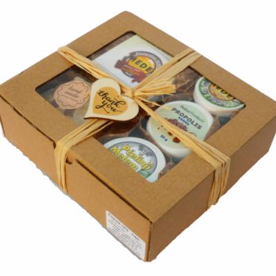 Geschenkpaket Naturkosmetik+
