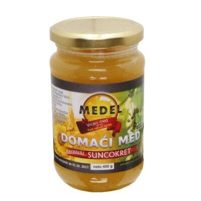 Sonnenblumenhonig 450 g